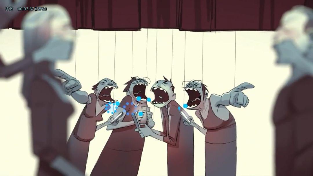 场库:极端化实验气质的短片| 短视频-BlueDotCC, 蓝点文化创意