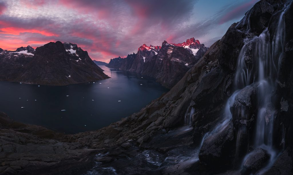 摄影:这里是格陵兰岛 - 北极荒原 唯美至极!-BlueDotCC, 蓝点文化创意