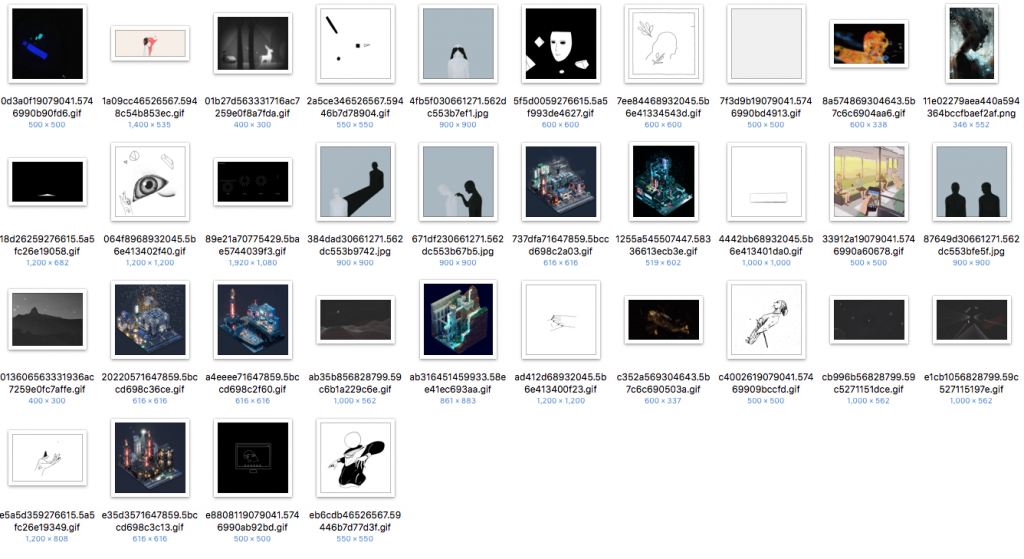 资源:动图收藏归档-BlueDotCC, 蓝点文化创意