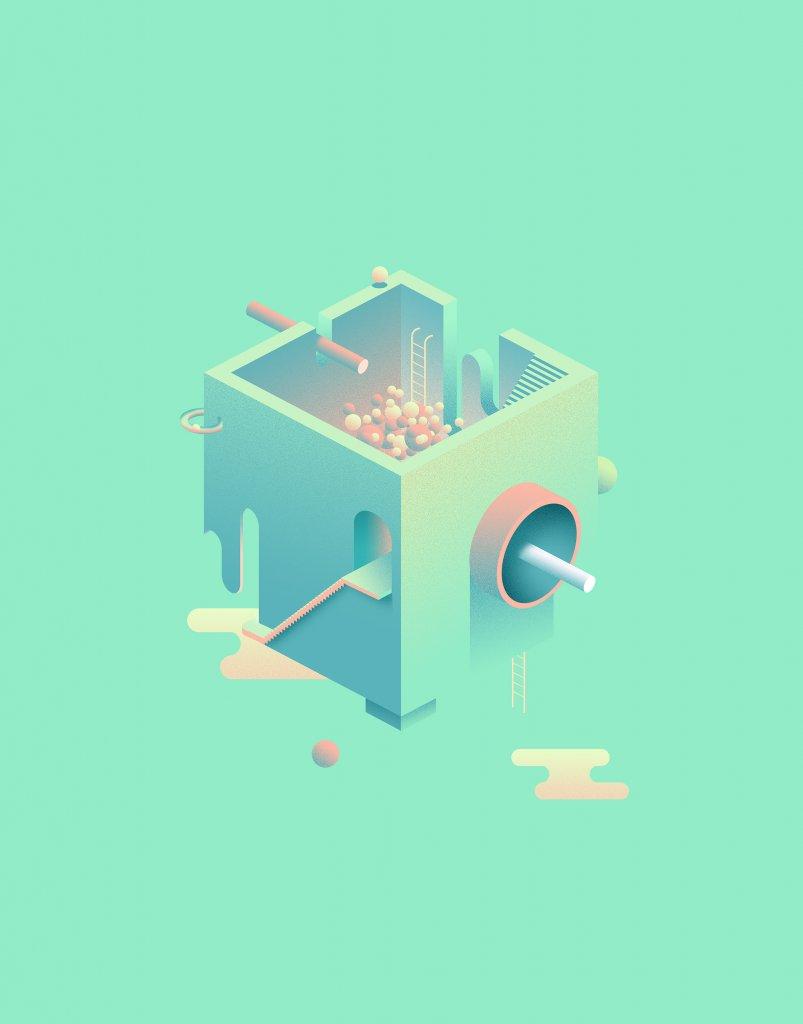 BlueDotCC每日设计:第4期-BlueDotCC, 蓝点文化创意