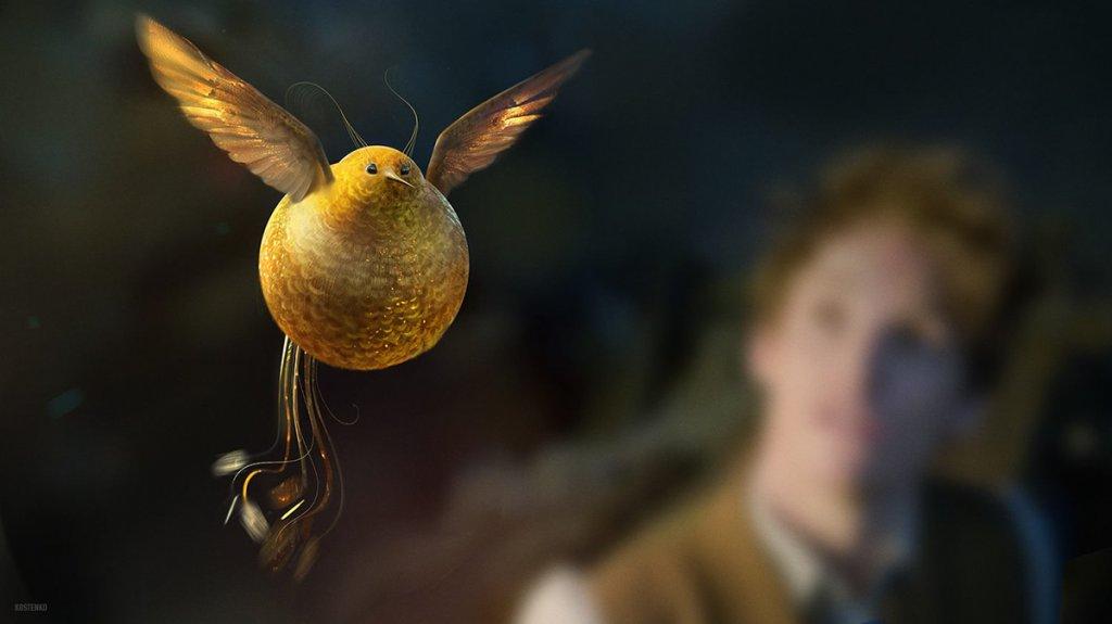 电影:《神奇动物在哪里》《神奇动物2》电影中的神奇动物是怎样设计出来的?-BlueDotCC, 蓝点文化创意