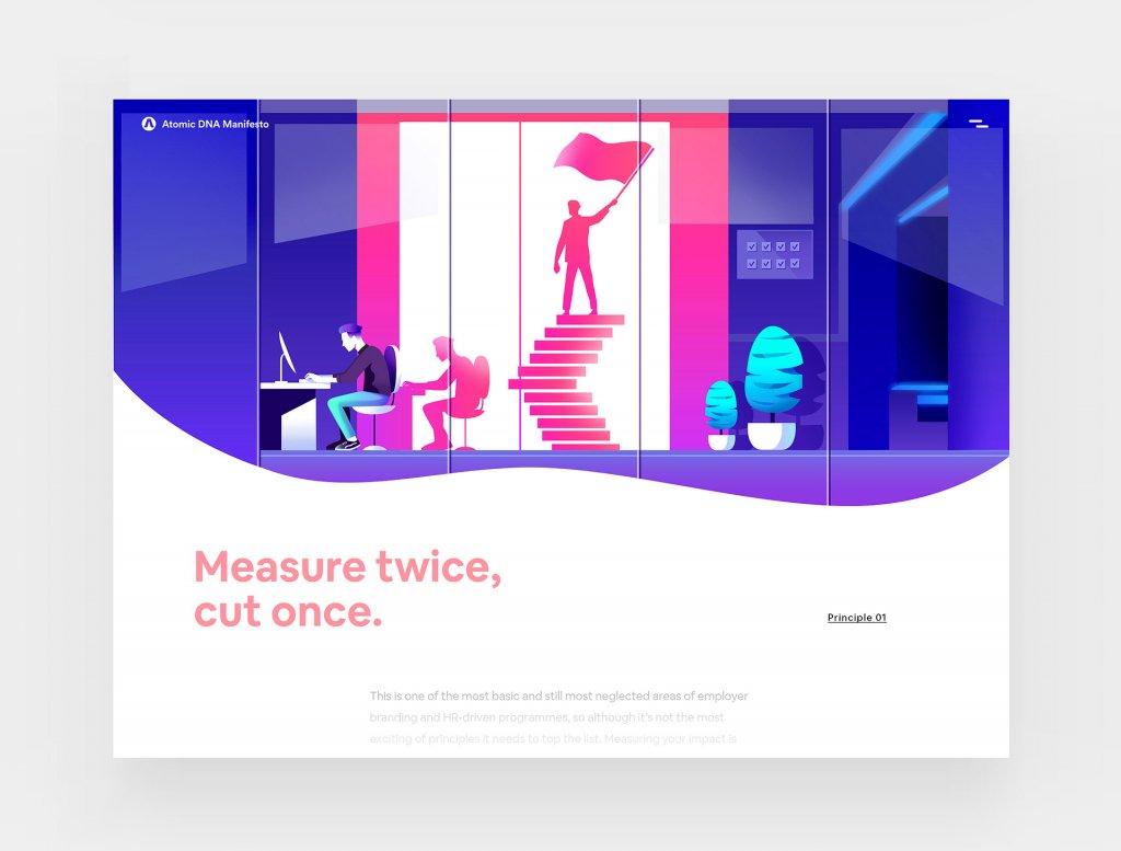 BlueDotCC每日设计:第6期-BlueDotCC, 蓝点文化创意