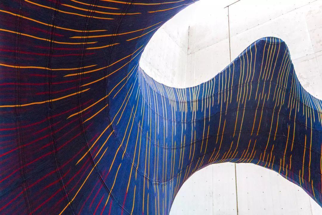 NO.003 建筑装置丨KnitCandela-BlueDotCC, 蓝点文化创意