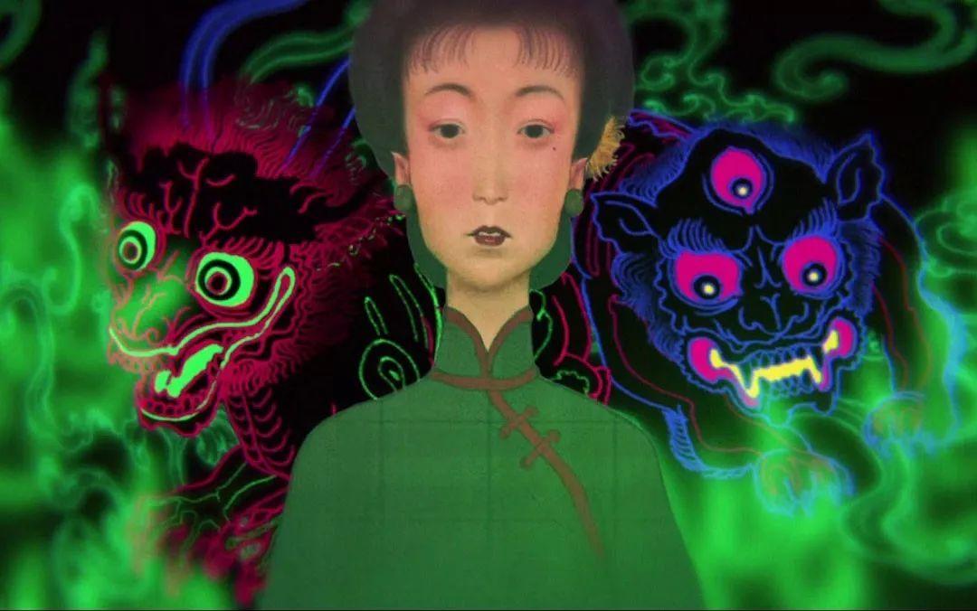 场库:中国风恐怖短片《妖塔》,吊打国产恐怖电影-BlueDotCC, 蓝点文化创意