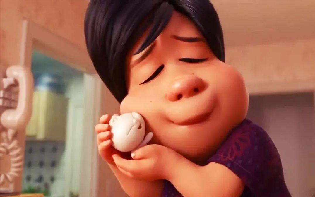 场库:皮克斯最新中国风动画!7分钟让人泪流满面……-BlueDotCC, 蓝点文化创意