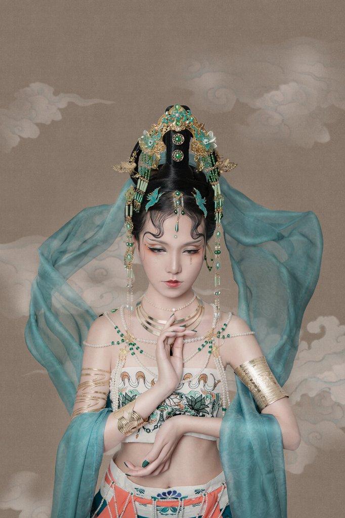 摄影:中国华服美女第二期-BlueDotCC, 蓝点文化创意