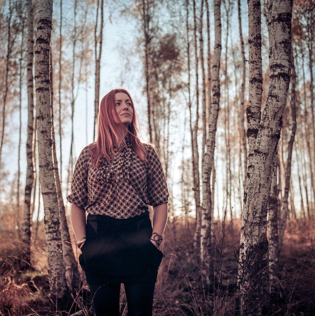 摄影:Portraits(人物肖像)-BlueDotCC, 蓝点文化创意