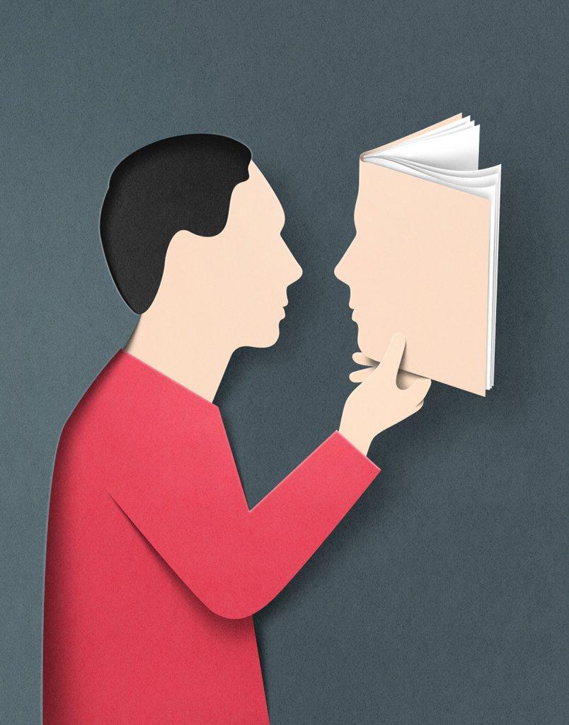 插图设计:Editorial illustrations-BlueDotCC, 蓝点文化创意