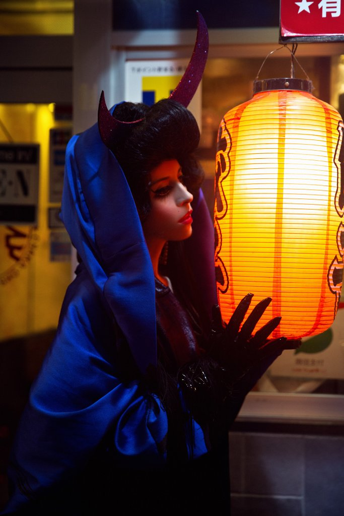摄影:Big in Japan-BlueDotCC, 蓝点文化创意