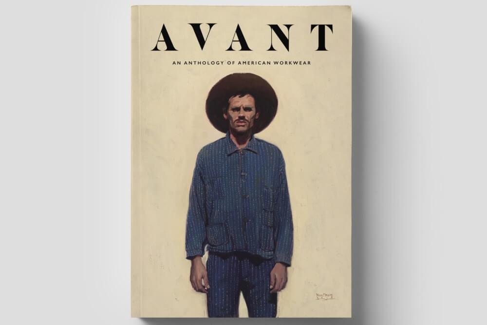 每周一书:《AVANT》杂志创刊号-BlueDotCC, 蓝点文化创意