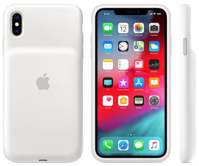 错买:苹果给新一代 iPhone 准备的智能电池壳亮相了,还支持了无线充电-BlueDotCC, 蓝点文化创意
