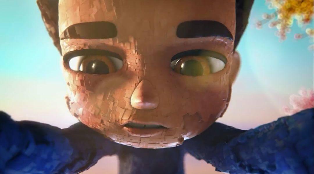 场库:开年重磅催泪动画!假如生活给了你一记耳光……-BlueDotCC, 蓝点文化创意