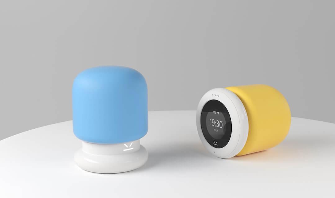 这款智能存钱罐,考虑到了时下的无现金趋势-BlueDotCC, 蓝点文化创意