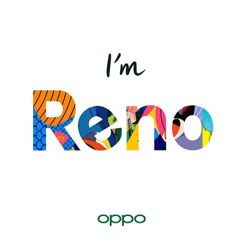 OPPO 宣布全新产品系列 Reno,同时品牌也换上了新 logo