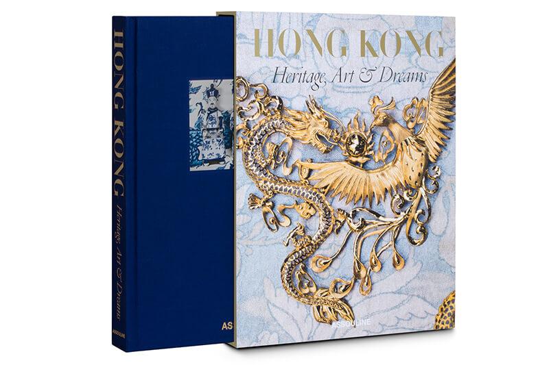 每周一书:《Hong Kong:  Heritage, Art & Dreams》
