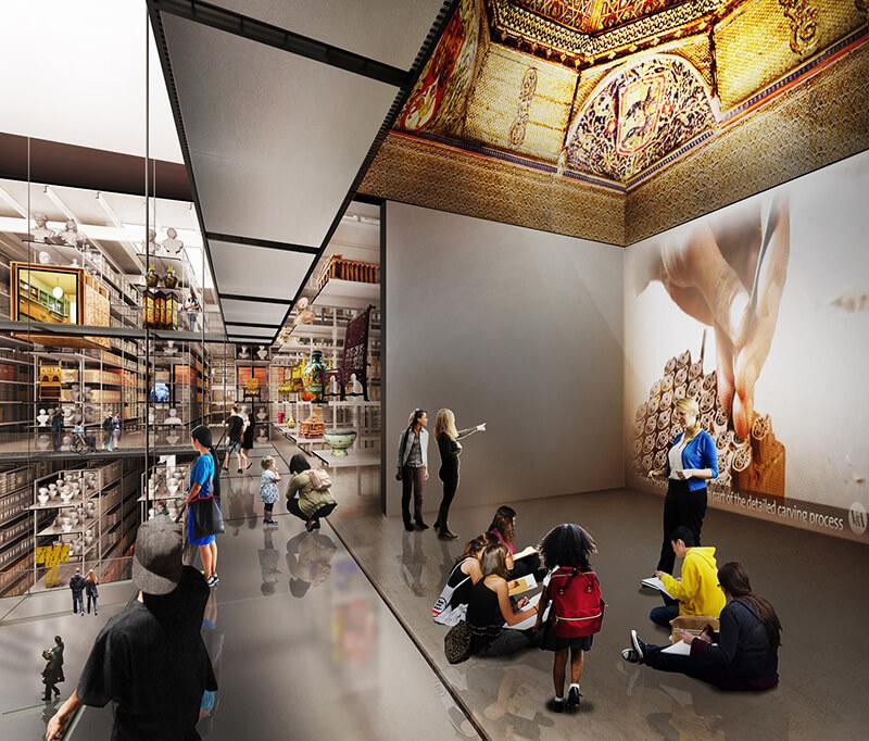 东伦敦又一打卡点!英国 V&A 博物馆东馆将在 2023 年开幕
