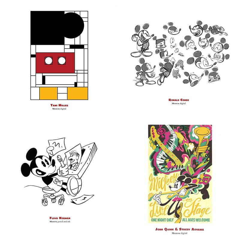 每周一书:Jessica Ward《华特·迪士尼的米老鼠艺术》