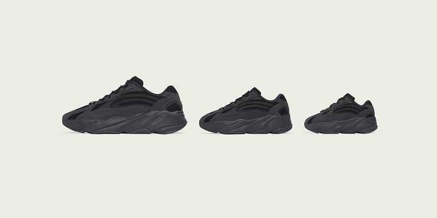 真要普及了!黑椰子来了!adidas Originals 一次性介绍了 3 款 YEEZY BOOST 的发售信息-BlueDotCC, 蓝点文化创意