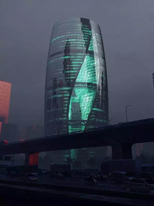 幕墙BIM网:耗资28亿!扎哈在中国的最后遗作终于全部完成!施工难度堪比鸟巢!-BlueDotCC, 蓝点文化创意