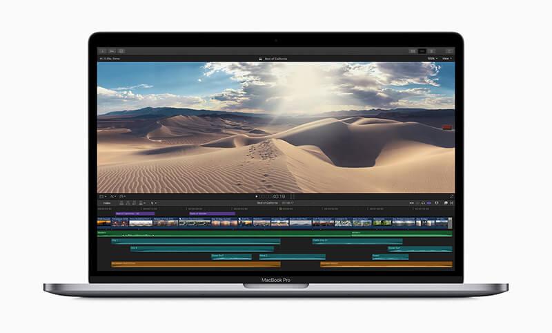苹果的 MacBook Pro 产品线更新了:八核心处理器来了-BlueDotCC, 蓝点文化创意