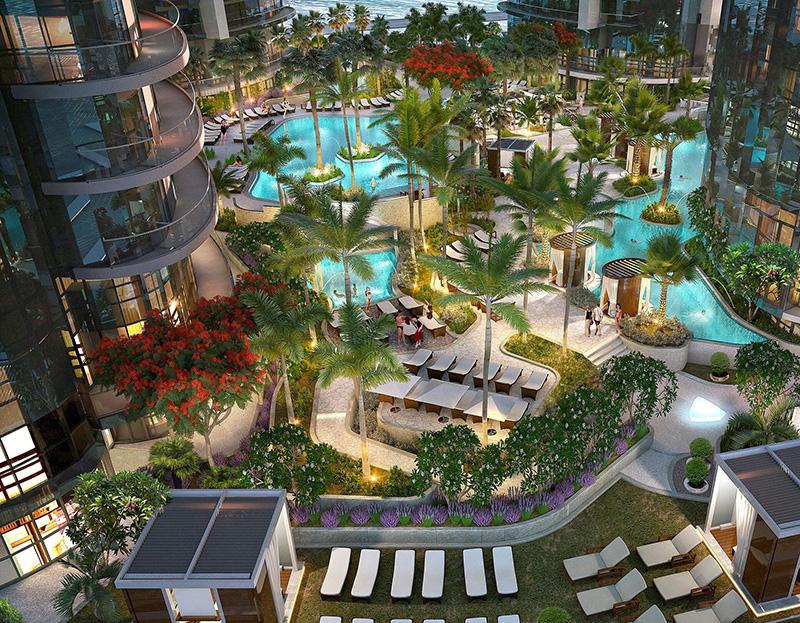 迪拜派拉蒙酒店即将开业,入住享受好莱坞气氛和加州风情-BlueDotCC, 蓝点文化创意