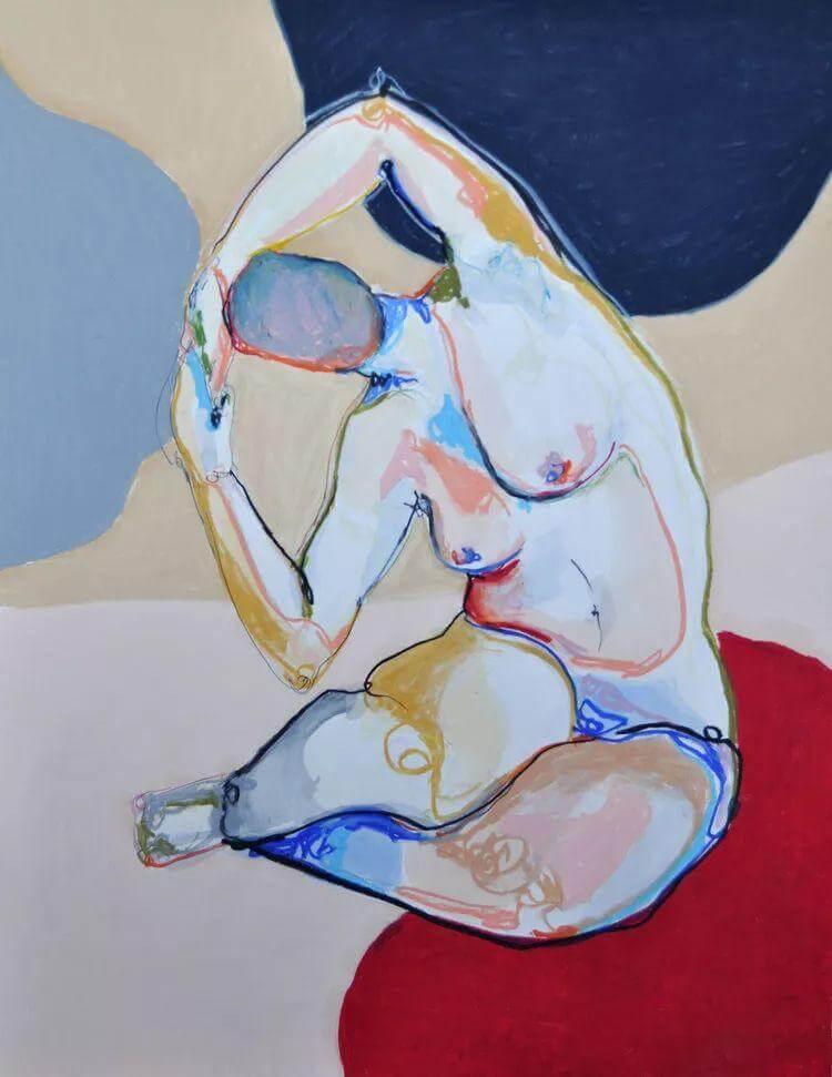 女孩子眼中的女孩子的样子-BlueDotCC, 蓝点文化创意