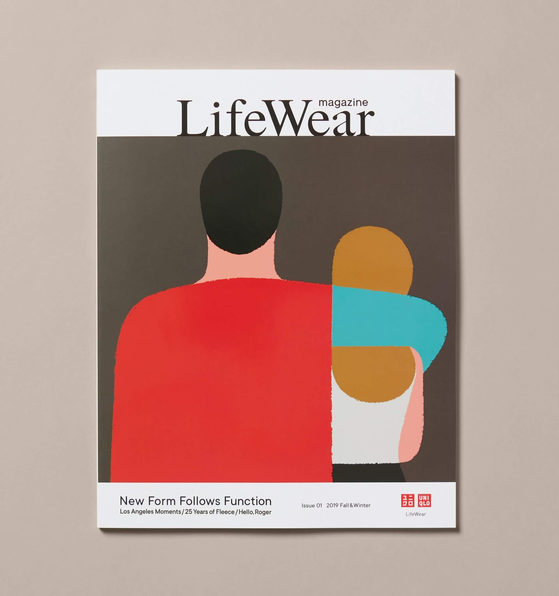 每周一书:优衣库《LifeWear magazine》