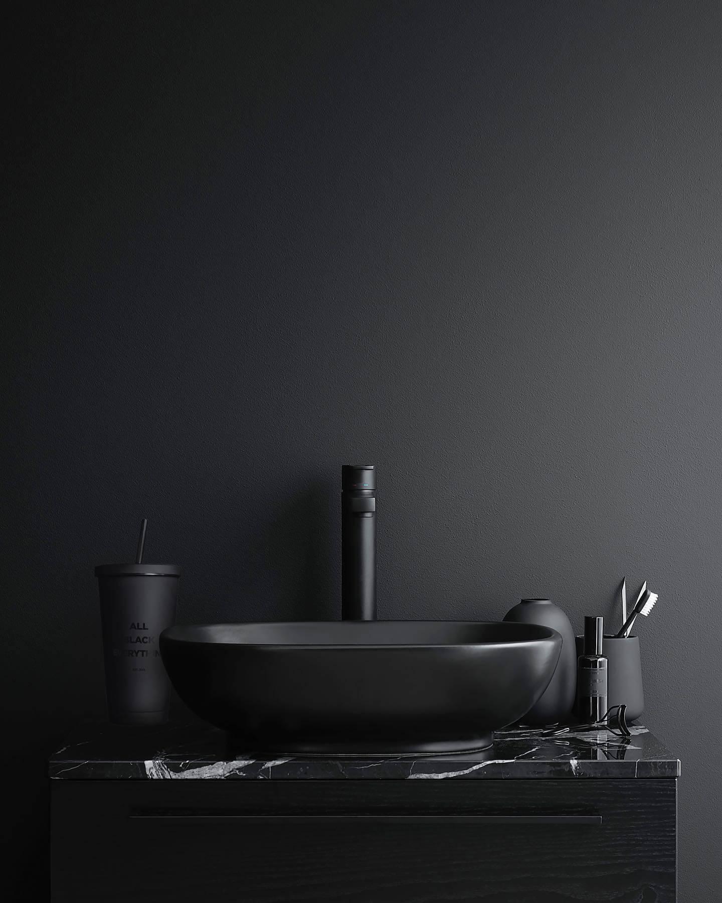 BLACK 纯色之美-BlueDotCC, 蓝点文化创意