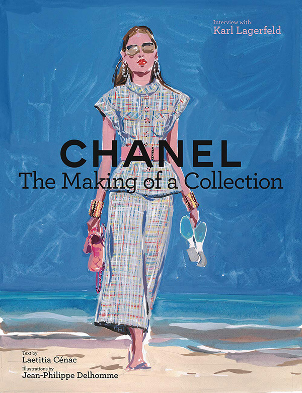 每周一书:Laetitia Cénac、Jean-Philippe Delhomme《CHANEL: The Making of a Collection》