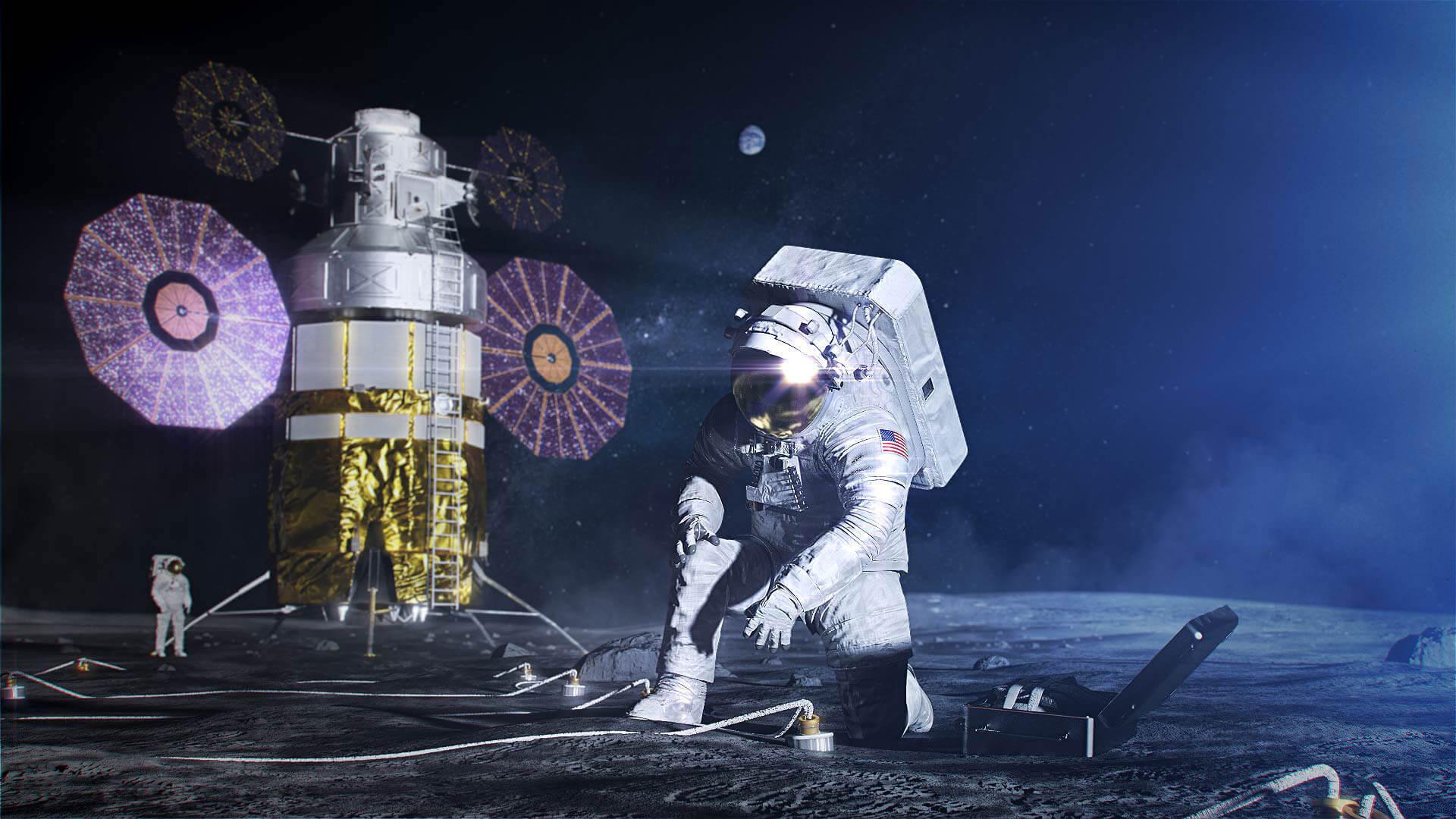 "Apollo No.1 丨NASA登月计划为什么叫""Artemis""?-BlueDotCC, 蓝点文化创意"