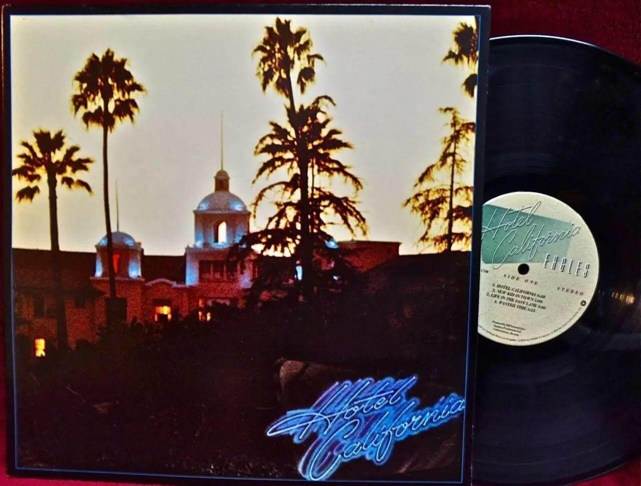 《加州旅馆》到底表达了什么?