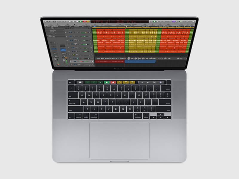 """""""剪刀脚""""键盘回归!16 英寸的 MacBook Pro 正式发布了"""