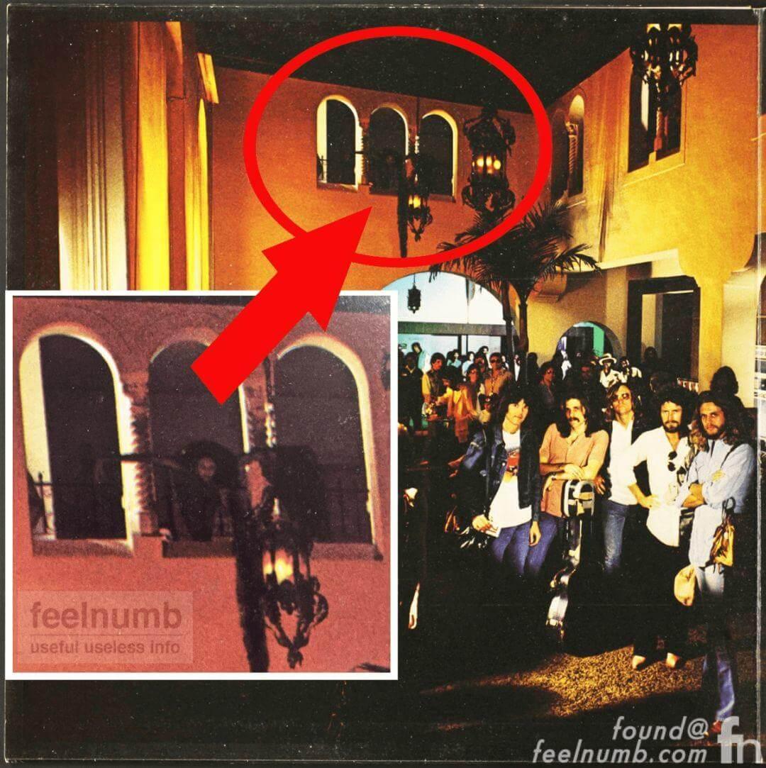 《加州旅馆》专辑封面背后的故事——它让你更加理解这首歌