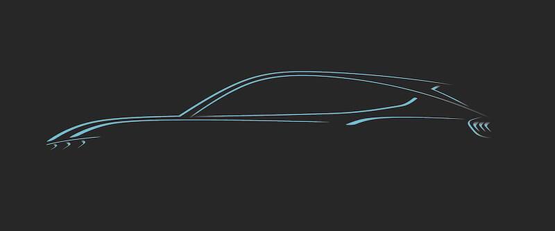 福特正式宣布 Mustang Mach-E,这是 Mustang 家族的新成员-BlueDotCC, 蓝点文化创意