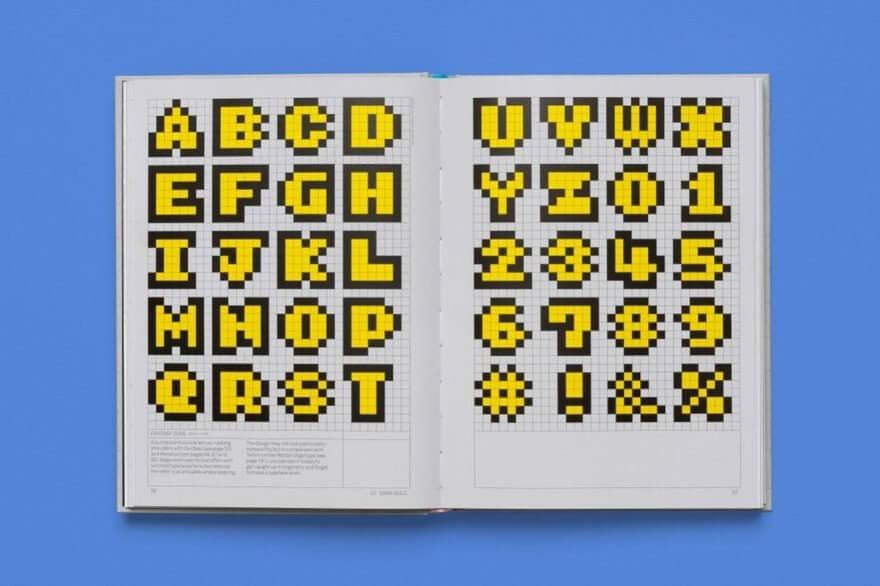 每周一书:Toshi Omagari《Arcade Game Typography》
