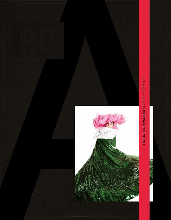 每周一书:Pierpaolo Piccioli《A Magazine Curated By》第 20 期