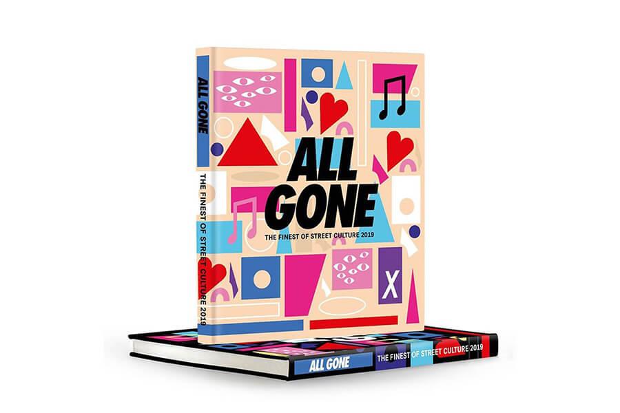 每周一书:La MJC《ALL GONE 2019》