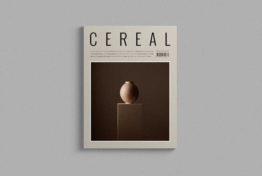 每周一书:Cereal《Cereal Volume 19》