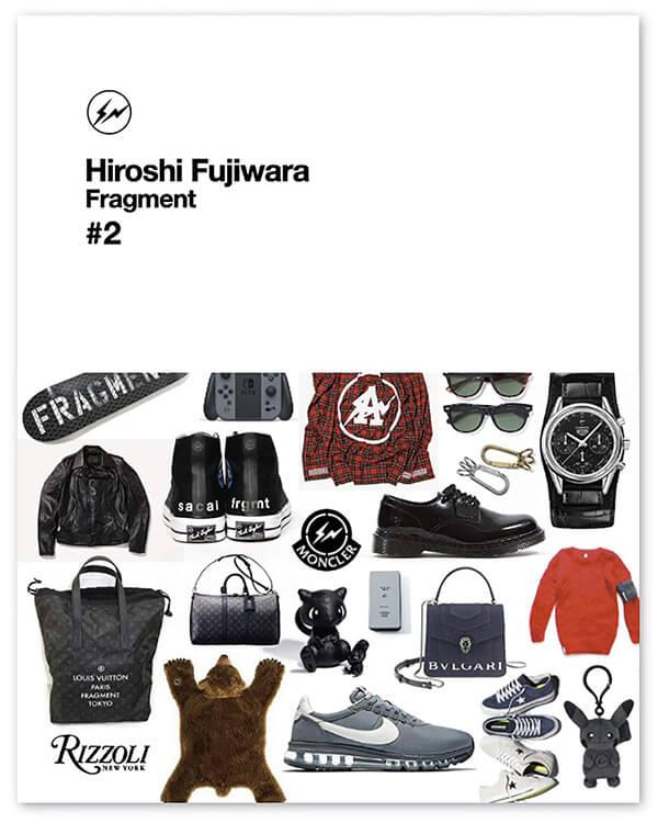 每周一书:藤原浩《Hiroshi Fujiwara: Fragment, #2》