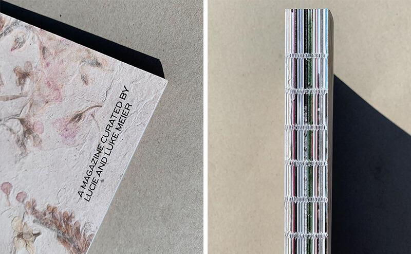 每周一书:Lucie & Luke Meier《A Magazine Curated By》第 21 期-BlueDotCC, 蓝点文化创意