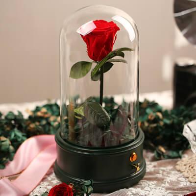 一朵假玫瑰-BlueDotCC, 蓝点文化创意
