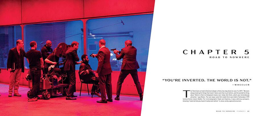 每周一书:James Mottram《The Secrets of Tenet: Inside Christopher Nolan's Quantum Cold War》