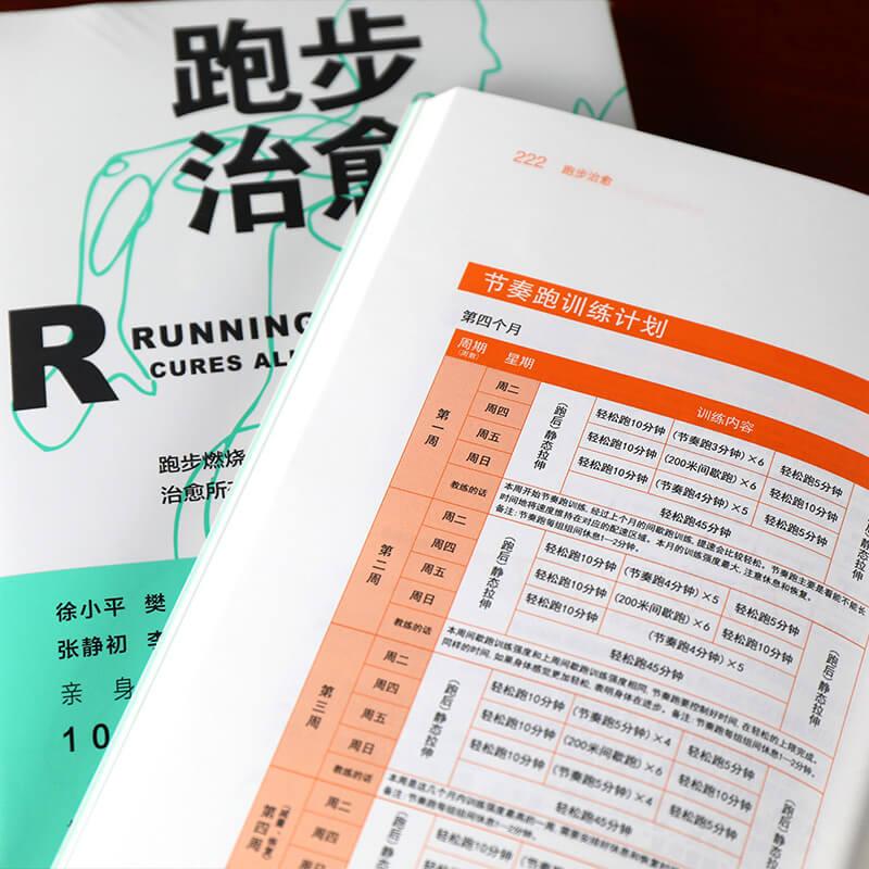 每周一书:张展晖《跑步治愈》